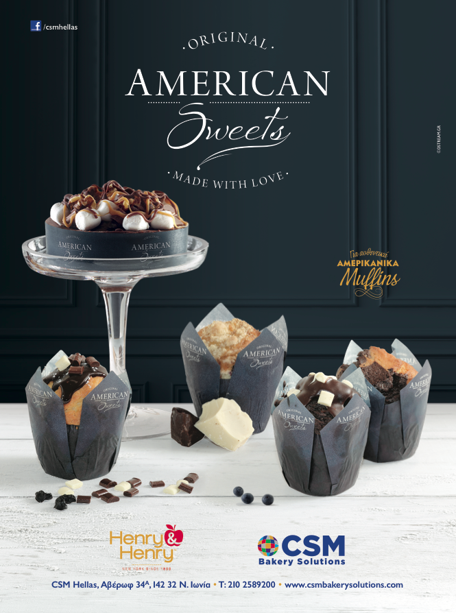 CSM American Sweets AD