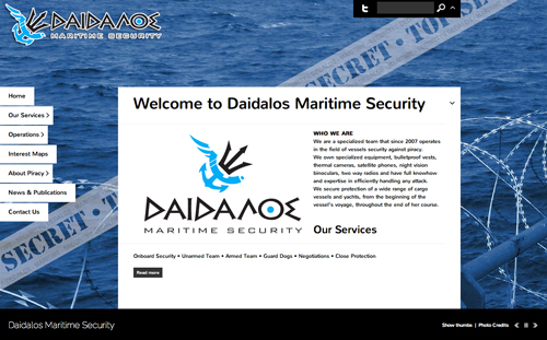 Daidalos Maritime Security