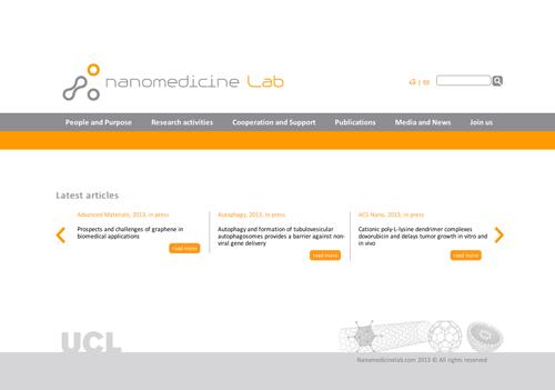 Nanomedicine Lab